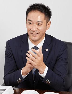 弁護士法人ALG&Associates 福岡支部長 弁護士 今西 眞