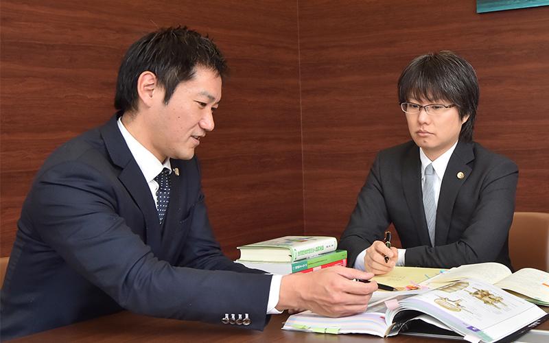 福岡で刑事弁護に強い弁護士イメージ